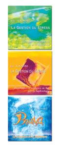 3 CD - La gestion du stress - Eric Tognoni
