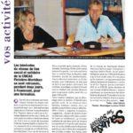 La formidable envie de ... Article EDF CMCAS (2011)