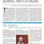 Conférence MSA sur le stress